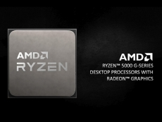 AMD unveils its Ryzen 5000G APUs for OEMs
