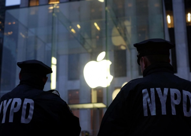 Police told not to look at iPhones