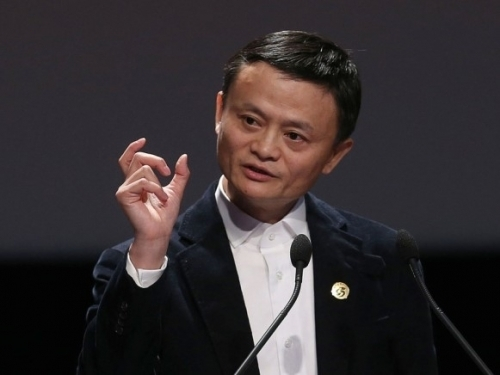 Jack Ma appears to be alive