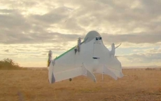 Google presses ahead with drones
