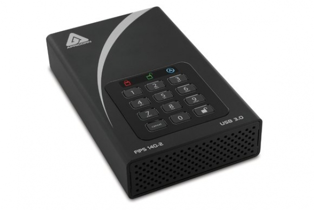 Apricorn claims to have released the largest encrypted drive
