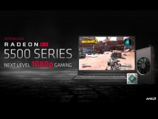 AMD officially launches the RX 5500 series