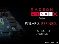 AMD lists Radeon RX 500X series for OEMs