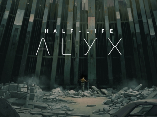 Valve officially reveals VR-only Half-Life: Alyx