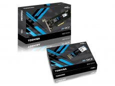 Toshiba launches OCZ RD400 NVMe M.2 SSD