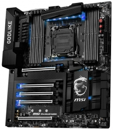 MSI announces X99A and Z170A Carbon Edition motherboards