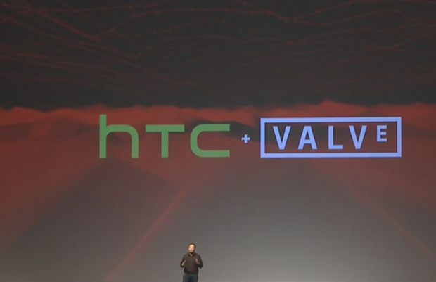 Valve and HTC announce VR headset