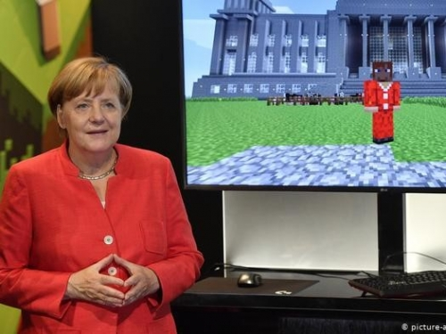 More than half of Germans play video games