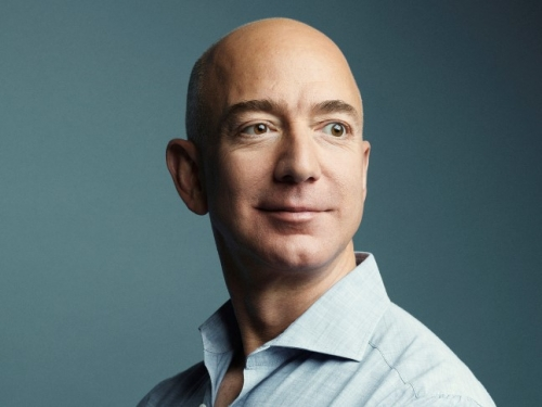 Jeff Bezos is world's richest man