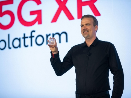 Qualcomm XR2 Platform goes 5G