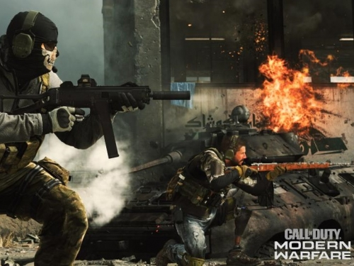EA postpones Call of Duty