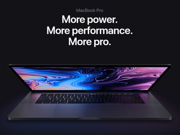 AMD Vega 20 GPU gives MacBook Pro a decent performance boost