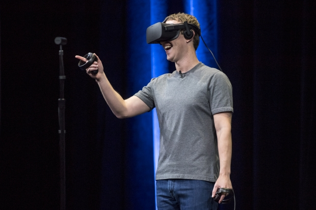 Zuckerberg wants an end to computing, sorry commuting