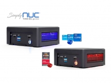 Simply NUC launches new Ruby and Topaz mini PCs