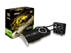 MSI unveils the new GTX 980 Ti Sea Hawk graphics card