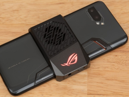 Asus officially announces new gaming ROG Phone II