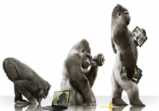 Corning creates Vibrant Gorilla Glass