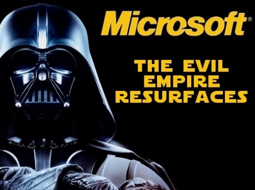 Microsoft told to stay away from Jedi