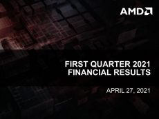 AMD reports great Q1 2021 financial results