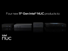Intel announces new NUC 11 mini PCs