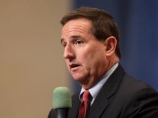 Mark Hurd is dead