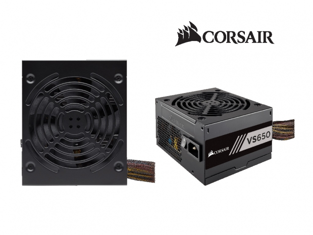 Corsair launches new VS-series PSUs