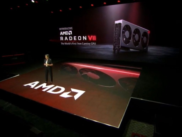 AMD announces the Radeon VII at CES