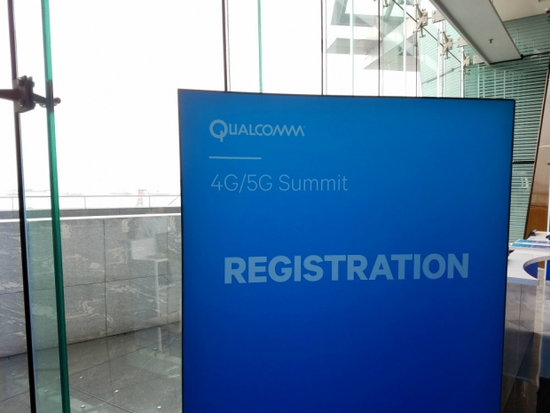 Qualcomm discusses iris, retina verification for mobiles