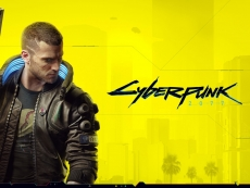 Cyberpunk 2077 running on RTX 30 series