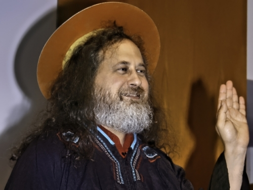 Stallman resigns from MIT