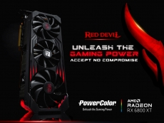 "Powercolor spooks out its ""Red Devil"" RX 6800 series"