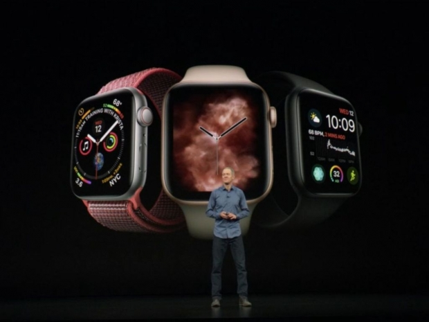Apple unveils its fourth Watch