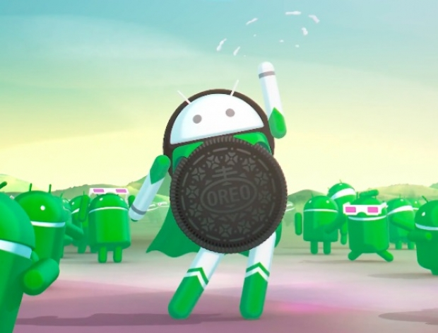 Google named after Oreo