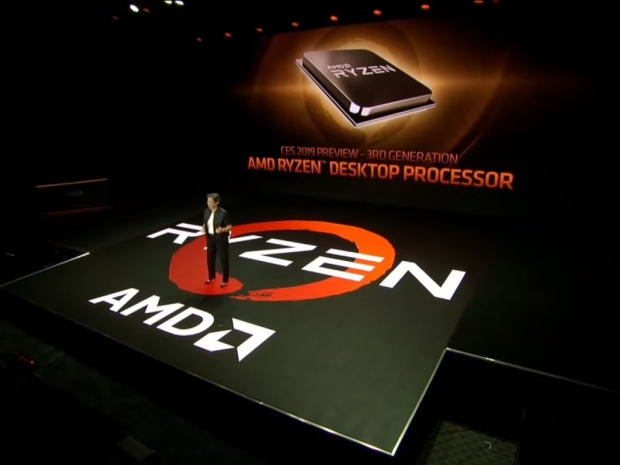 AMD can put two 8-core chiplets on 3rd gen Ryzen