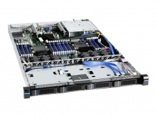 Chenbro rolls out 1U dual-socket Xeon 4-bay HPC barebone server