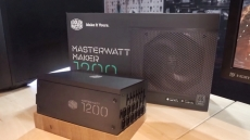 Cooler Master shows almost-ready MasterWatt 1200W and 1500w PSUs