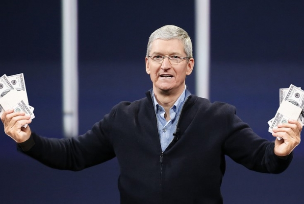 Apple claims it does not make products for the rich