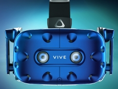 HTC Vive Pro VR headset now available for $799