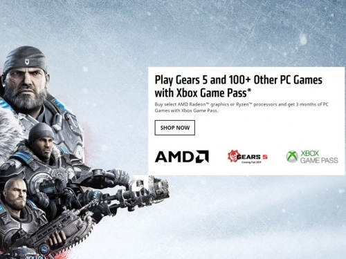 AMD gives three months of Xbox Game Pass for Ryzen and Radeon buyers