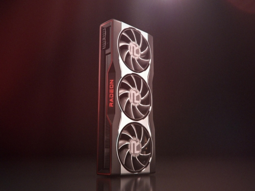 AMD Radeon RX 6000 designs spotted