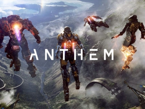 Anthem gets a launch trailer