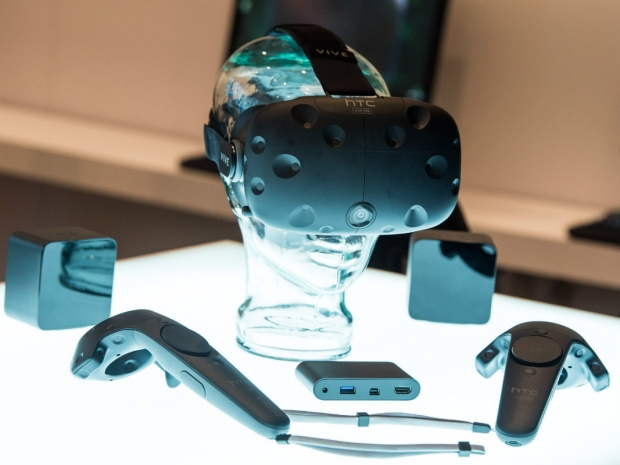 HTC Vive to cost €899 in the EU