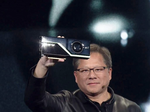 Nvidia comes up with new professional GPU