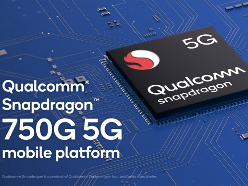Qualcomm announces Snapdragon 750G 5G SoC
