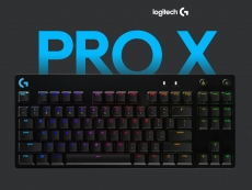 Logitech G announces PRO X mechanical gaming keyboard