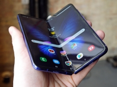 Samsung's foldable is ready again