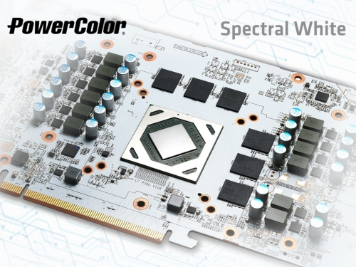 Powercolor working on Spectral White RX 6700 XT