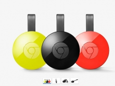 Chromecast 2.0 is round and $35 / €39