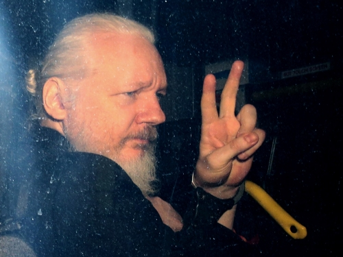How Assange faked a murder conspiracy