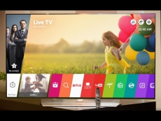 LG to show webOS 3.0 at CES 2016